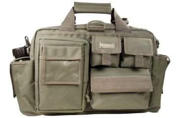 Maxpedition Aggressor Tactical Attache - Foliage green 0612F