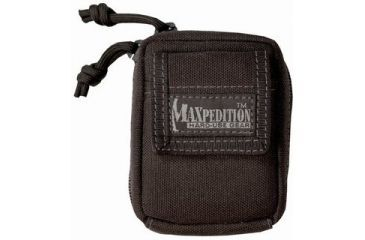 Maxpedition Barnacle Compact Utility Pouch - Black 2301B