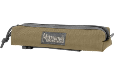 Maxpedition Cocoon Pouch w/Quick Release Buckles, Khaki-Foliage 3301KF