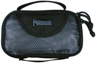 Maxpedition Cuboid Organizers Bag - Small - Black 1804B