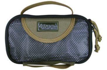 Maxpedition Cuboid Organizers Bag - Small - Khaki 1804K