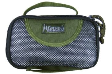 Maxpedition Cuboid Organizers Bag - Small - OD Green 1804G
