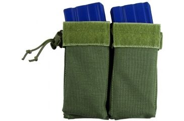 Maxpedition Double M4/M16 Shingle Pouch (30Rnd Magazine) - OD Green 9826G