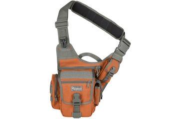Maxpedition Fatboy Versipack Shoulder Bag - Orange - Foliage 0403OF