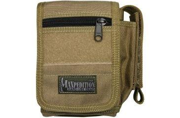 Maxpedition H-1 Waistpack Tactical Pouch - Khaki 0316K
