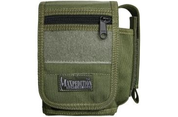 Maxpedition H-1 Waistpack Tactical Pouch - OD Green 0316G