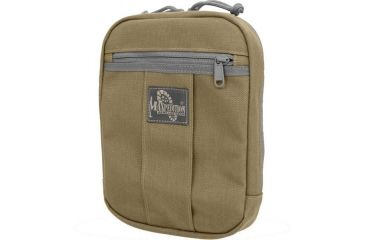 Maxpedition JK-2 Concealed Carry Pouch, Large , Khaki-Foliage MX0481KF