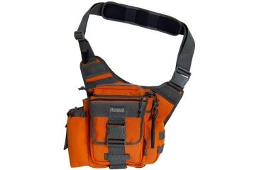 Maxpedition Jumbo Versipack - Orange - Foliage 0412OF