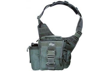 Maxpedition Jumbo Versipack Sling Pack - Foliage Green 0412F