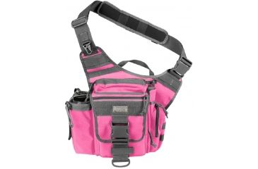 Maxpedition Jumbo Versipack Sling Pack - Pink-Foliage 0412PF