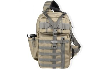 Maxpedition Kodiak Gearslinger Backpack - Khaki Foliage  0432KF