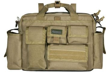 Maxpedition Last Resort Tactical Attache - Khaki 0604K