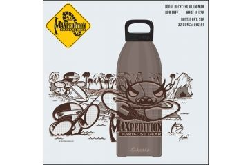 Maxpedition lb32Seaw 32oz Water Bottle Sea WoodLand