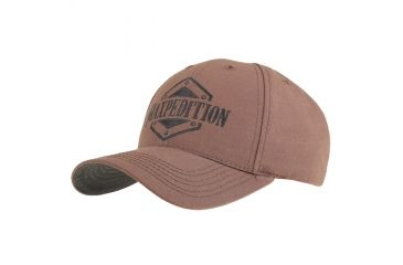 Maxpedition Logo Field Cap,10 Years Limited Edition,Brown BCAPTBR