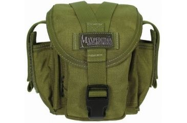 Maxpedition M-4 Waistpack Pouch - OD Green 0313G