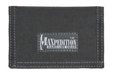 Maxpedition Micro Wallet - Black 0218B