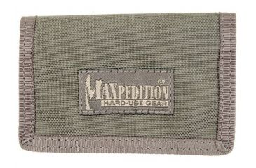 Maxpedition Micro Wallet - Foliage Green 0218F
