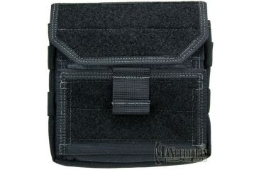 Maxpedition Monkey Combat Admin Pouch - Black 9811B