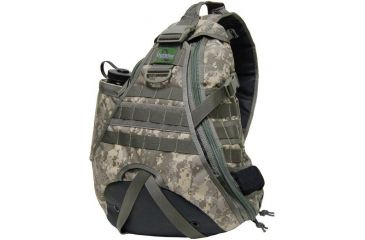 Maxpedition Monsoon Gearslinger Backpack 0410 - Digital Foliage Camo 0410DFC