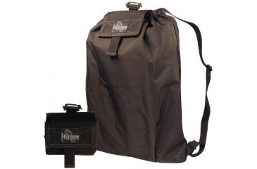 Maxpedition RollyPoly Backpack - Black 0230B