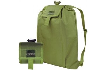 Maxpedition RollyPoly Backpack - OD Green 0230G
