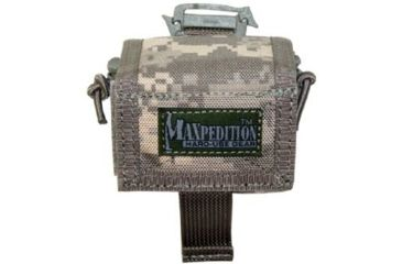Maxpedition RollyPoly Folding Dump Pouch - Digital Foliage Camo 0208DFC