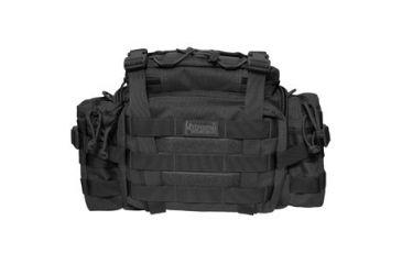 Maxpedition Sabercat Versipack Bag - Black 0426B