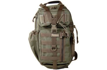 Maxpedition Sitka Gearslinger Backpack - Foliage Green 0431F
