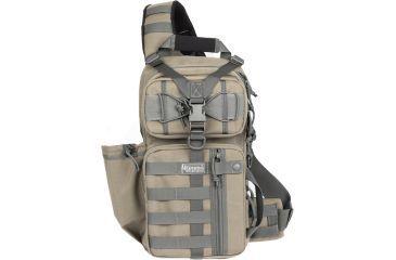 Maxpedition Sitka Gearslinger Backpack - Khaki - Foliage 0431KF
