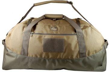 Maxpedition Sovereign Load-Out Duffel Bag (Large) - Khaki - Foliage 0652KF