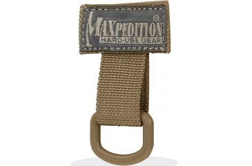 Maxpedition Tactical T-Ring, Khaki 1713K