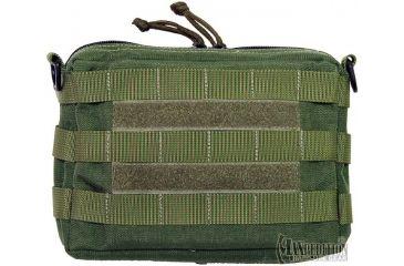 Maxpedition Tactile Pocket - Large - OD Green 0225G