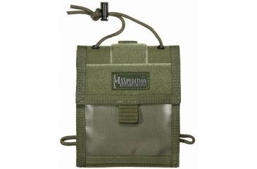 Maxpedition Traveler Deluxe Passport Holder And Organizer Od Green 0803g
