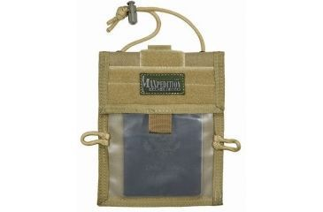 Maxpedition Traveler Passport / ID Carrier - Khaki 0801K
