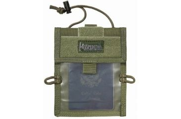 Maxpedition Traveler Passport / ID Carrier - OD Green 0801G