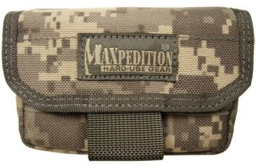 Maxpedition Volta Battery Pouch - Digital Foliage Camo 1809DFC