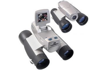 Meade 8x42 CaptureView w/LCD Screen 3.0 MP & SD/MMC Slot Digital Binoculars, Case