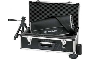 Meade Condor Spotting Scopes come w/ Hard & Soft Cases & Tabletop Tripod