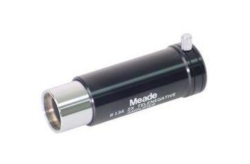Meade #134 2x Achromatic Barlow Lens (.965'') 07276