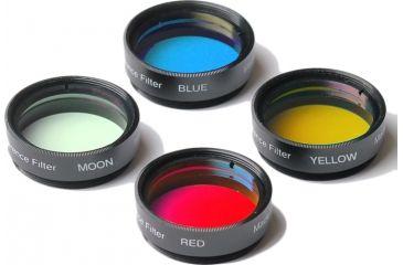 Meade #3200 Lunar & Planetary Color Filter Set 7544