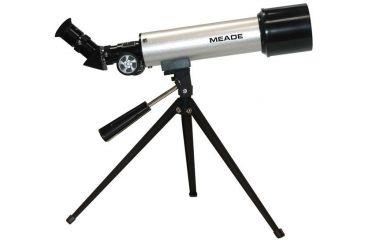 Meade 50AZ T Model 50mm F/7 AZ TableTop Telescope 04037