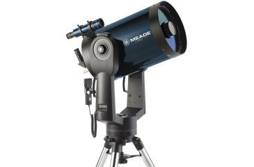 Meade LX90ACF 8 inch Telescope with UHTC 0810-90-01 Closeup