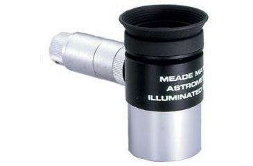 "Meade Modified Achromatic 12mm Illuminated Reticle Astrometric Eyepiece (1.25"") 07069"