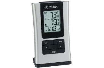 Meade Personal Weather Station with Quartz Clock TE109NL-M