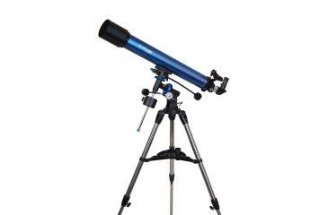 Meade Polaris 90mm German Equatorial Refractor Telescope 216003