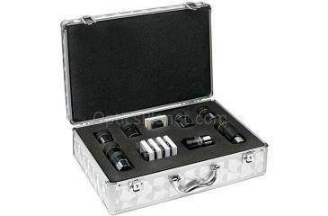 Meade Series 4000 Telescope Eyepieces & Filters Set  w/ included Aluminum Case