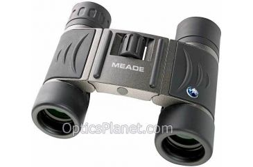 Meade 8x22 TravelView Multi-Coated Roof Prism Binoculars B120112