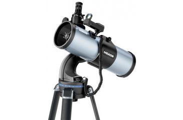 Meade DS2114 ATS-TC 114mm 4.5'' Computerized Reflector Telescope 20124 - #494 AutoStar Controller, Tripod, Eyepieces