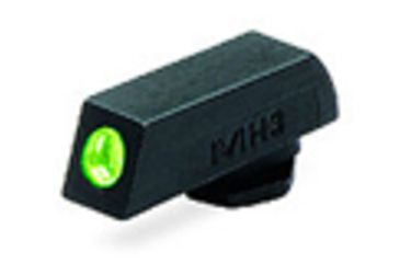 Meprolight Glock Front only for ML10222, ML10224 & ML10226 Tru-Dot, Green, small ML10224F.S