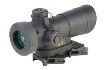 1-Meprolight Mepro 4X Day Riflescope w/QD Picatinny Mount